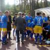 W zimowej scenerii juniorzy Energii Kozienice remisują 1-1