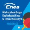 Energetycy zagrają w tenisa stołowego