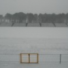 Piłkarze przegrali z pogodą. Mecz w Kozienicach odwołany