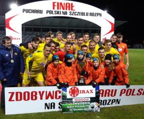 Energia Kozienice zwycięzcą Mirax Pucharu Polski